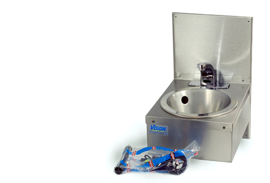 Vison's Hands Free Hand Wash Sink