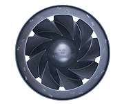 Mixed-Flow Impeller Fan